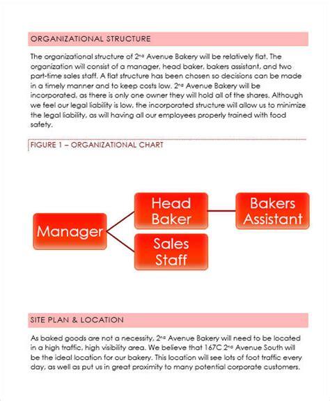 sle business plan on bakery 9 business plan sles templates pdf doc
