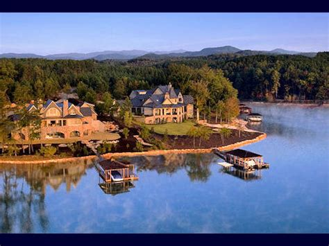 Lake Keowee Cabins by Lakefront Communities Of Lake Keowee