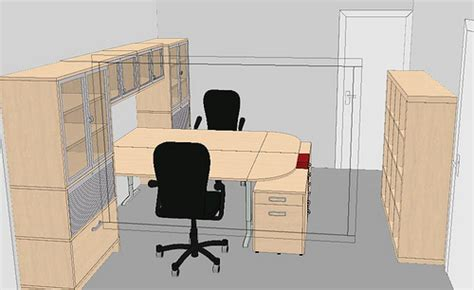 Two Desk Office Layout Deskshome Office Layout Tips For Better Home Office Layout And Design