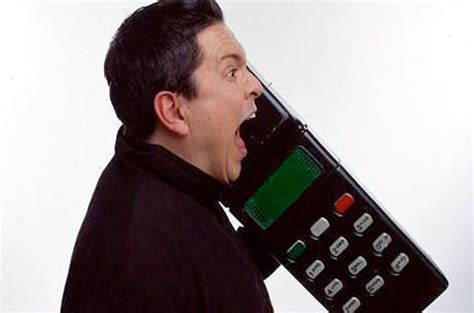 Big Phone Meme - 30 years ago today the first commercial uk mobile phone