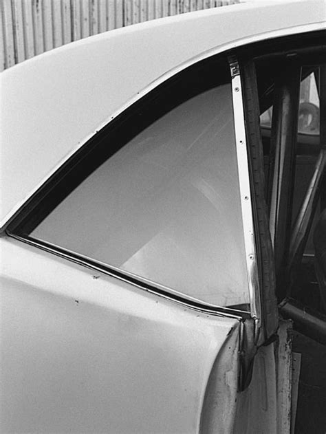 Harwood Lexan Kit - Window Install - Weight Reduction