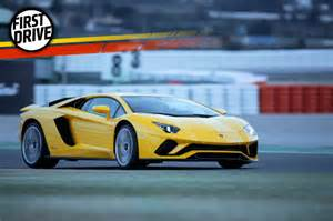 Lamborghini Aventador To Buy The 2017 Lamborghini Aventador S Will Make You An