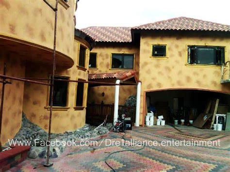 mavado house in jamaica photo mavado mansion in the sky dancehall hiphop