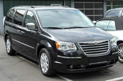 chrysler grand voyager 3 8 2006 auto images and specification chrysler grand voyager 3 8 2006 auto images and specification
