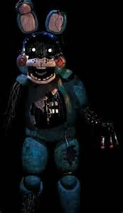 Fnaf 3 toy bonnie not sure if this is really in the game or not but it