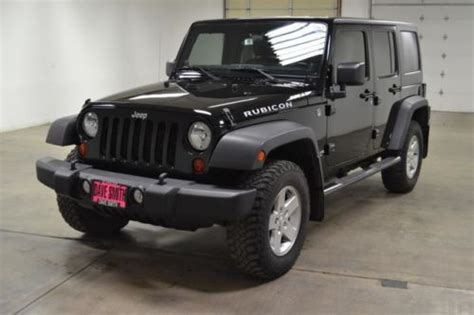 Remote Jeep Wrangler Unlimited Buy Used 11 Jeep Wrangler Unlimited Rubicon 4x4 Leather