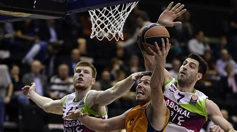 entradas real madrid baloncesto euroliga euroliga el valencia b 225 sket gan 243 su primer partido en