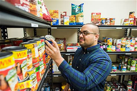 Volunteer At Food Pantry by Volunteer Friendship Food Pantry Wright State