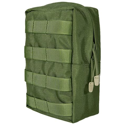 molle system accessories flyye tactical vertical accessories pouch utility pocket