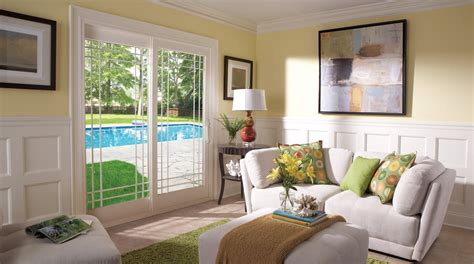 Magnetic Blinds For French Doors French Doors Sliding Glass Patio Door Installaton By