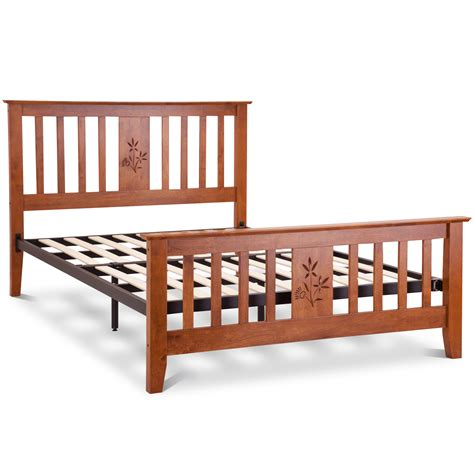 shaker bed frames pertley wooden shaker bed frame next day delivery