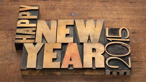new year wood happy new year 2015 wood text hd wallpaper