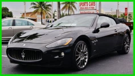 sell used 2010 maserati quot factory warranty till 04 29 2016