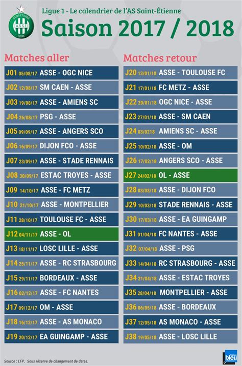 Calendrier Football Calendrier Ligue 1 2018 A Imprimer Printable 2018
