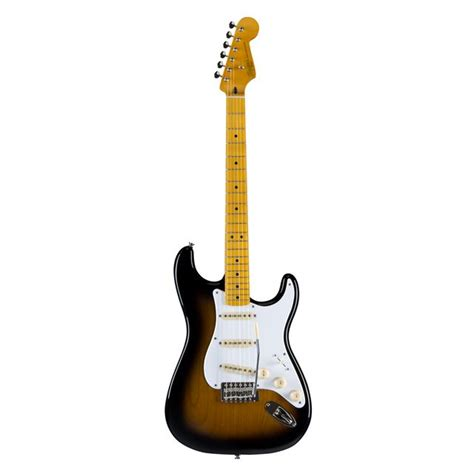 Schon 2 Tones By Eswesoftlens by Fender Squier Classic Vibe Stratocaster 50s Mn 2 Tone