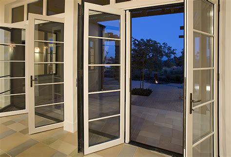 outward swing sliding doors clad door aluminum clad mahogany entry door with
