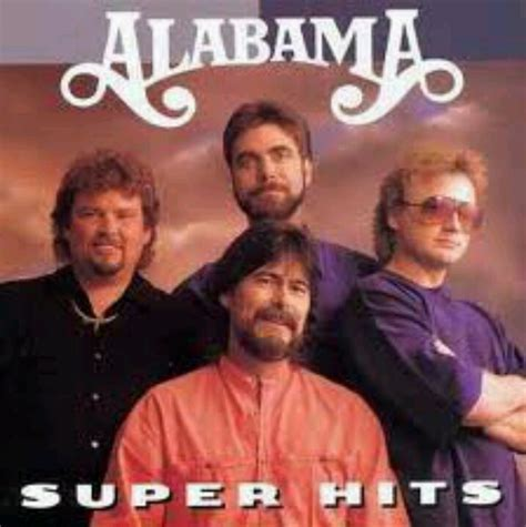 alabama country music greatest hits 23 best images about alabama band one of the best bands