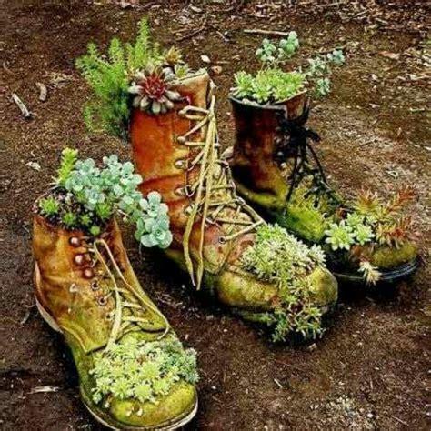 Garden Boot Planter by Boot Planter Gardening