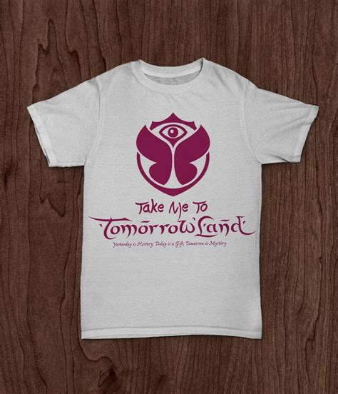 T Shirt Tomorrowland Black tees and products on