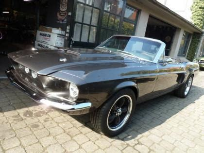 Mustang Auto Kaufen Oldtimer by Ford Mustang Oldtimer Kaufen Autoscout24 De