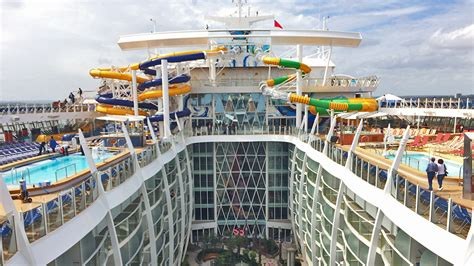 cheapest millennium boat seats a first look at the harmony of the seas travel weekly