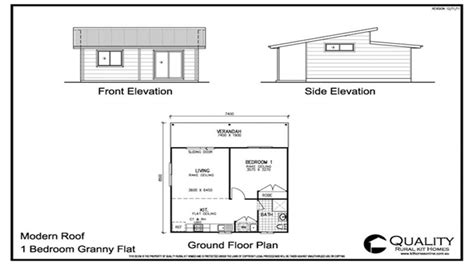 floor plan of one bedroom flat granny flats stroud homes and 1 bedroom flat floor plans