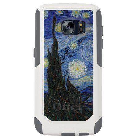 Casing Samsung S7 White Shark Custom custom white otterbox commuter series for samsung galaxy s7 gogh starry