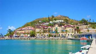 Which Side Does The St Go On by Marigot Martin Tourist Destinations
