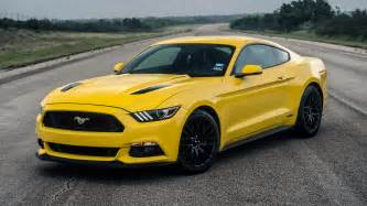 Mustang Convertible Black Hennessey Mustang Gt Hpe750 Supercharged 2015 Wallpapers