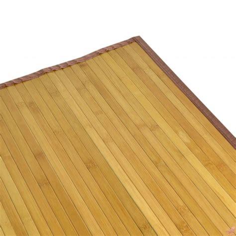 tappeto in bambu tappeto bambu listerelle cestenolvetri