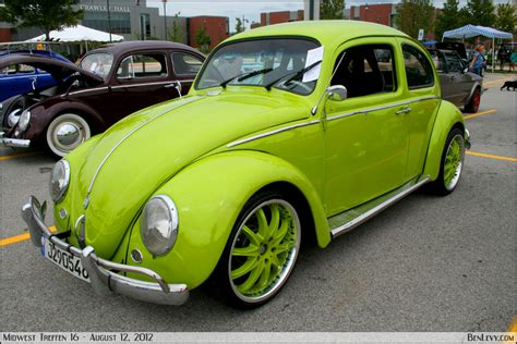 lime green volkswagen beetle lime green vw bug benlevy
