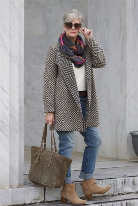 unique stylish women over 60 the 5 best fashion blogs for women over 50