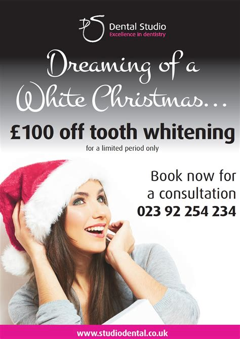 Foe 2 Whitening Day at home whitening news and studio dental