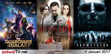 jadwal film enigma di net jadwal film 6 januari 2017 jadwal tv