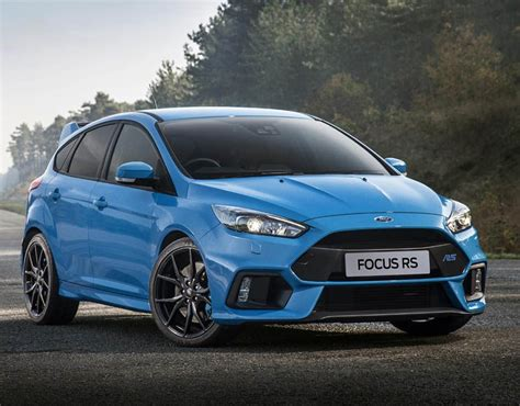 New Ford Focus Rs by Ford Focus Rs 2018 Edition Price Specs And