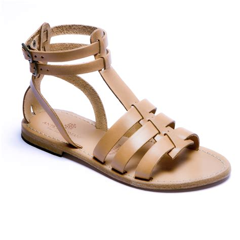Handmade Sandals Uk - leather italian sandals handmade leather sandals