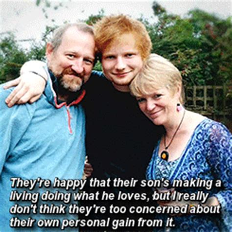 ed sheeran family hi this is an ed sheeran blog thingy