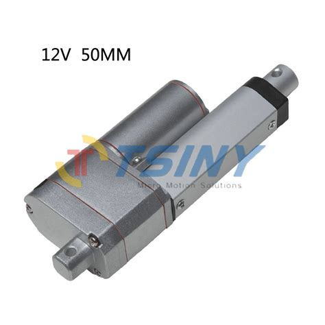 actuator motor electric linear actuator motor with potentiometer feedback