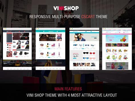 Vini Shop Cs Cart Christmas Responsive Premium Template By G3themes Cs Cart Premium Templates