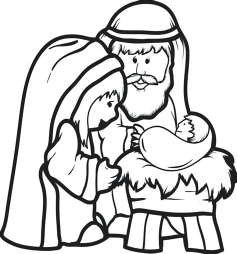 preschool nativity coloring pages free preschool nativity coloring for pages preschool coloring