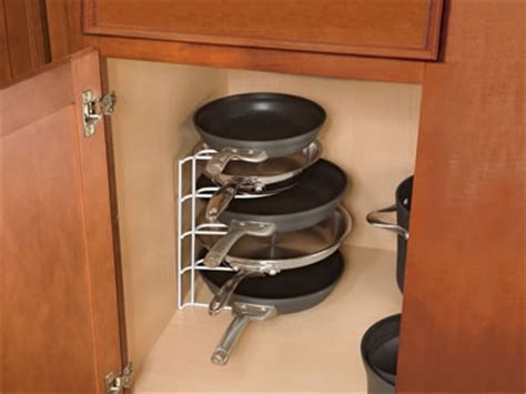 Rubbermaid Kitchen Cabinet Organizers Rubbermaid Pan Organizer