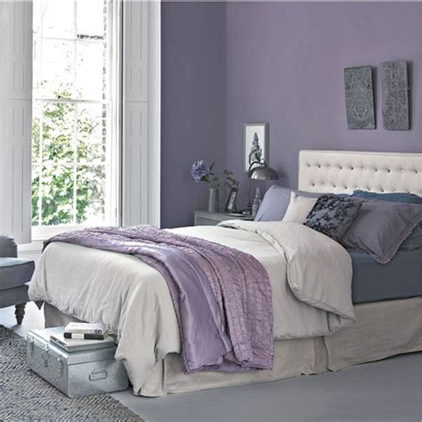 lilac paint for bedroom 5 fool proof restful colour schemes for bedrooms ideal home