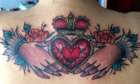tattoo quebec celtic the 25 best irish claddagh tattoo ideas on pinterest