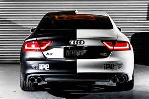Exhaust System Audi A7 Innotech Performance Exhaust Audi A7