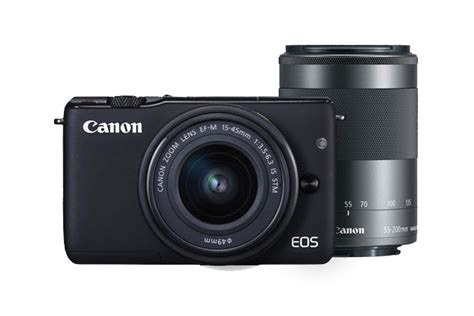 Canon Eos M10 Canon M10 Kit Lens 15 45mm 22mm Paket Dahsyat 16gb canon eos m10 ef m 15 45mm f 3 5 6 3 is stm ef m 55 200mm f 4 5 6 3 is stm kit canon store