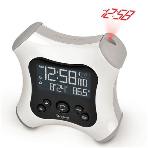 oregon scientific rm330p rm330pa projection alarm clock
