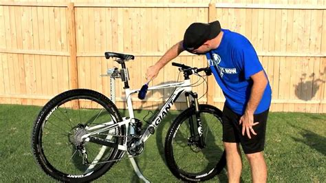 bathroom tape bike bike washing how to clean a mountain bike youtube