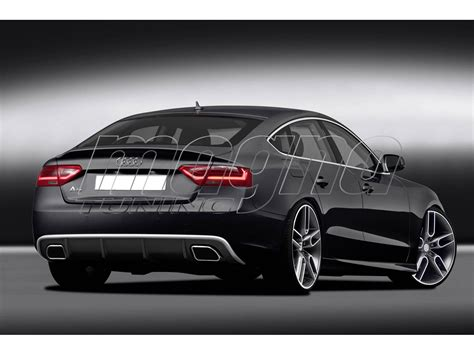 Audi A5 Facelift by Audi A5 8t Facelift Sportback Cx Kit