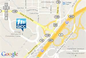 Most Convenient Car Rental At Atlanta Airport International Convention Center Attendees