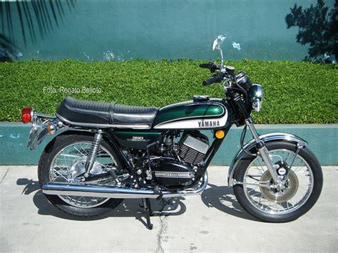 Kleines Motorrad Oder Drosseln by Yamaha Rd 350 Geschichte